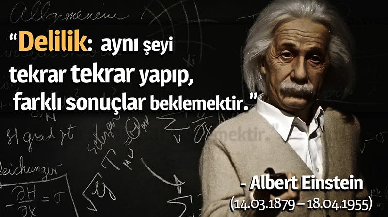 Albert Einstein'dan Girişimcilik Dersleri